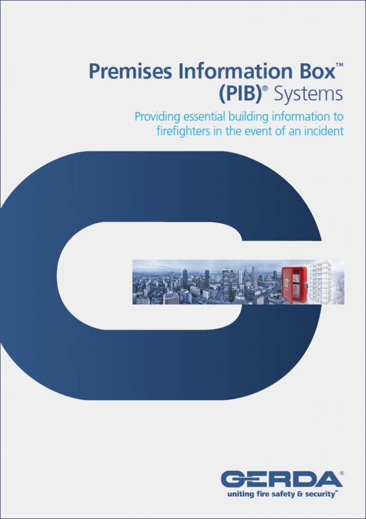 Gerda Premises Information Box Systems